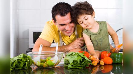 Consejos para lograr que los niños coman más verduras