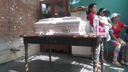 Coishco: niña de 3 años murió asfixiada tras incendio