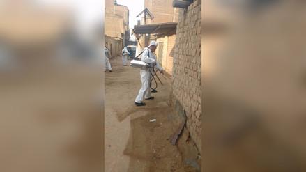 Fumigan 700 viviendas en Chocope para prevenir peste bubónica