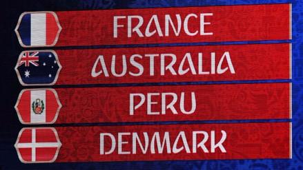 Dinamarca, Australia y Francia: los rivales que Perú tendrá en el Mundial