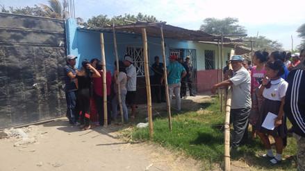 Crimen en Reque: Esposos prestamistas fueron estrangulados y quemados en su vivienda