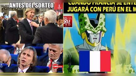 La Selección Peruana protagonizó los memes tras el sorteo de Rusia 2018