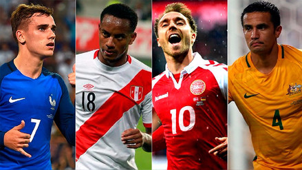 Análisis   ¿Cómo llegan los rivales de Perú al Mundial Rusia 2018?