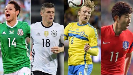 Análisis | ¿Cómo llegan los equipos del Grupo F a Rusia 2018?