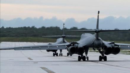 Seis cazas F-22 de EE.UU. llegaron a Corea del Sur para realizar maniobras