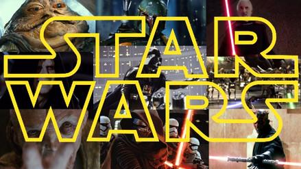 ¿Cuáles son los mejores villanos de la saga de Star Wars?