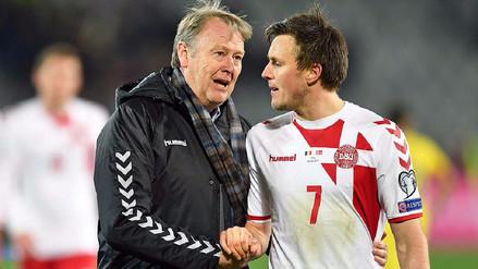 Entrenador de Dinamarca: