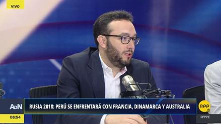 """Embajada de Francia: """"El partido contra Perú será difícil"""""""