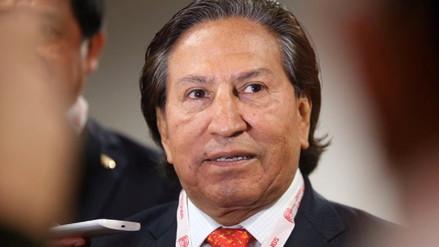 La Fiscalía presentará este mes solicitud de extradición a Alejandro Toledo