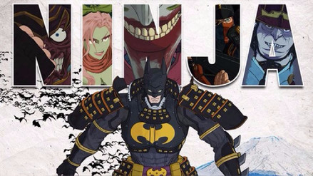 Video | Mira el trailer del nuevo anime 'Batman Ninja'