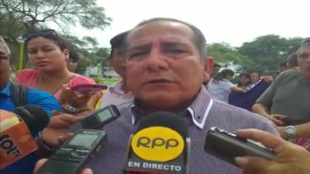 Alcalde de Castilla asegura que descolmatación no evita inundaciones