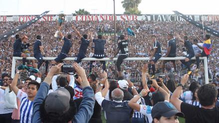 Alianza Lima es campeón nacional después de 11 largos años