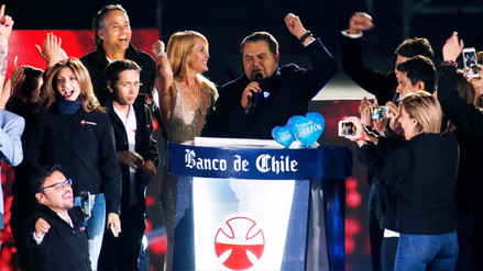 La Teletón chilena superó meta de 50 millones de dólares