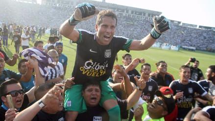 El momento preciso en el que Alianza Lima se consagró campeón nacional
