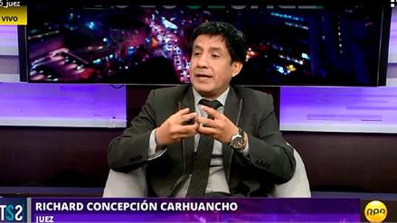 Concepción Carhuancho:
