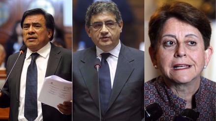 Congresistas opinan sobre prisión preventiva para los exsocios de Odebrecht