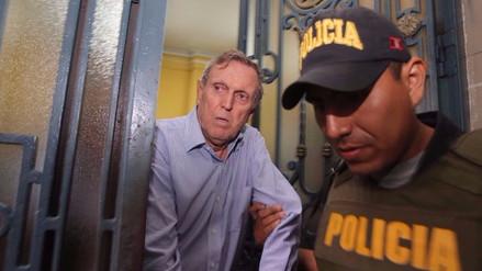Empresarios exsocios de Odebrecht en Perú fueron trasladados al penal Ancón I