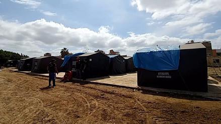 Más de 80 damnificados buscan acceder a bono 500 en Lambayeque