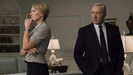 'House of Cards' reanudará su rodaje sin Kevin Spacey