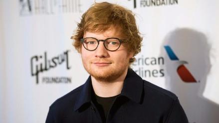 Ed Sheeran es el artista más escuchado en Spotify
