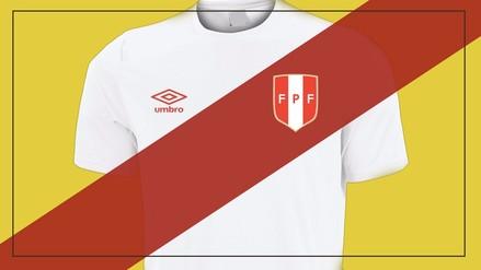 Tres propuestas de camiseta de Perú para el Mundial Rusia 2018