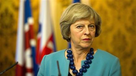 La Inteligencia del Reino Unido frustra un atentado contra la primera ministra Theresa May