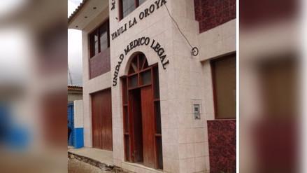 La Oroya: niña de cuatro años falleció cuando viajaba en un bus interprovincial