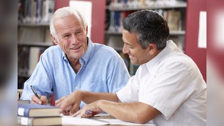 Consejos para retomar los estudios después de la jubilación