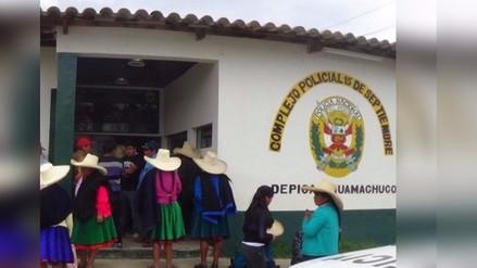 Dos muertes generan consternación en población de Sánchez Carrión