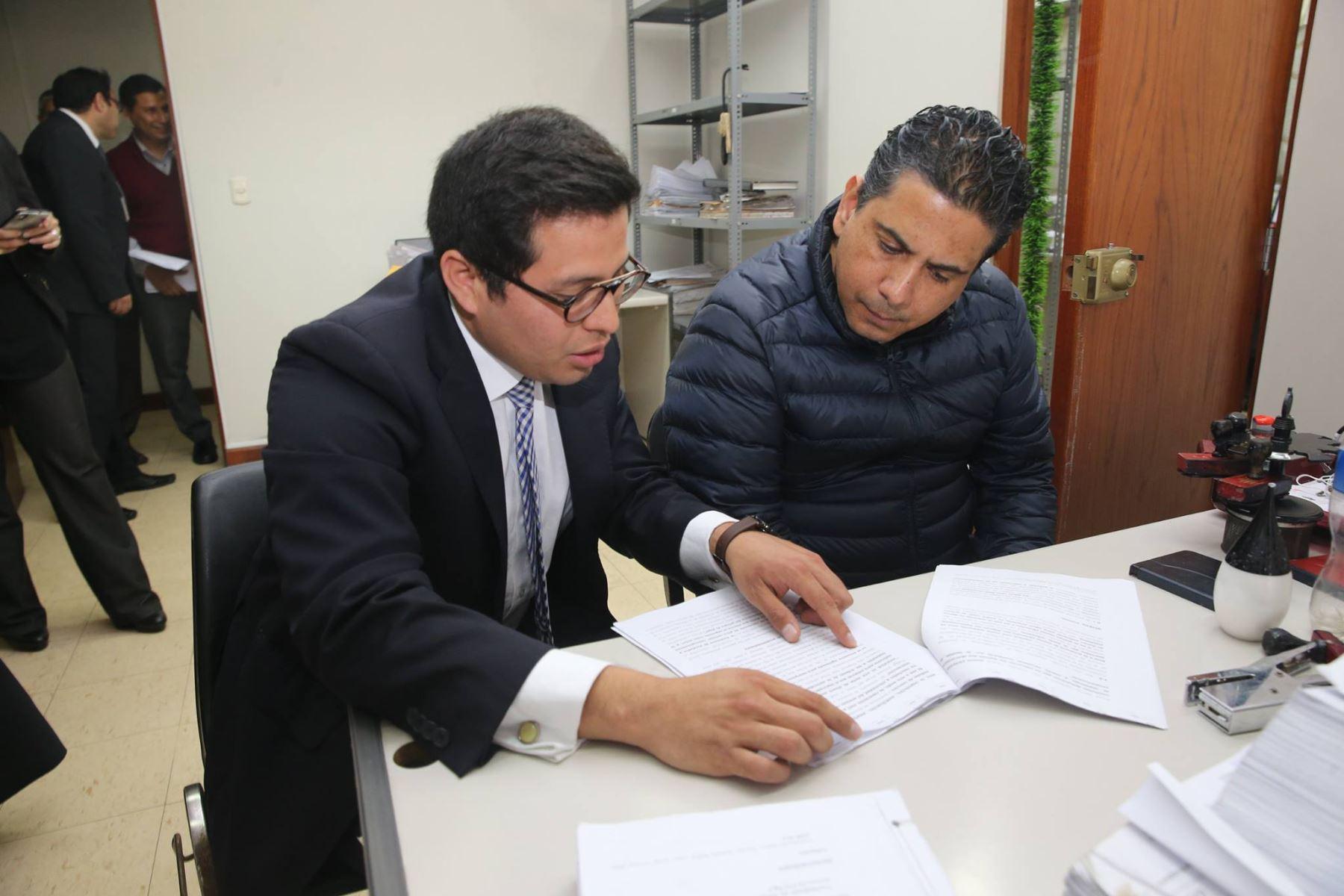 Empresario Guillermo Riera se entregó a la justicia por accidente en la Costa Verde