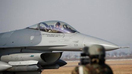 EE.UU. envió otro bombardero a Corea de Sur en medio de la tensión en la región