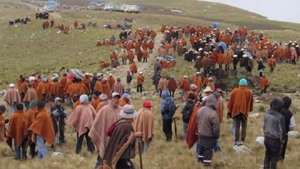Ronda de Huancabamba reitera oposición al proyecto minero Río Blanco
