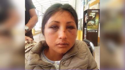 Una joven de 18 años fue golpeada a pedradas por su pareja en Ayacucho