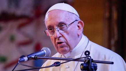 El papa pidió que se respete el estatus de Jerusalén