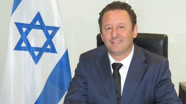Embajador de Israel:
