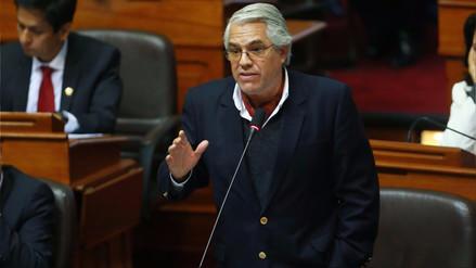 """Gino Costa: """"Sería bueno que José Chlimper declare ante la comisión Lava Jato"""""""