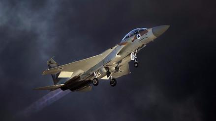Ejército israelí responde a disparos de proyectiles desde Gaza