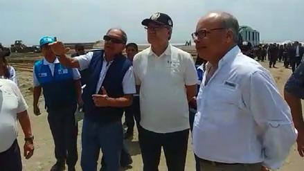 Ultiman detalles para la visita de papa Francisco a Trujillo
