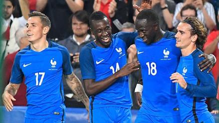Francia confirmó cinco amistosos previo a la Copa del Mundo
