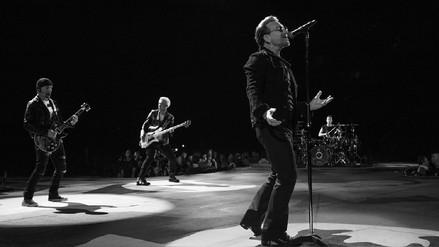 Facebook | U2 sorprendió cantando en Metro de Berlín
