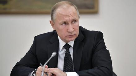 Putin anunció la completa derrota del Estado Islámico en Siria
