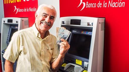 ONP: Más de medio millón de pensionistas cobran desde hoy su gratificación