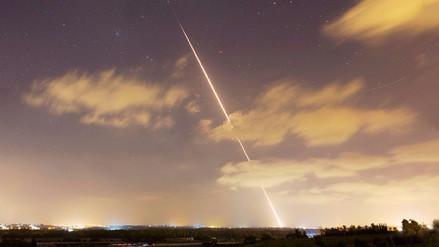 Alerta de misiles en el sur de Israel, cerca de la frontera con Gaza