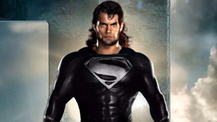 Justice League: Confirman que Súperman sí iba a tener un traje negro