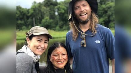 Músicos de Maroon 5 y Kanaku y el Tigre se unen a comunidades contra la tala ilegal en Perú
