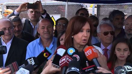 Dictan el desafuero y la detención de Cristina Fernández por traición a la Patria