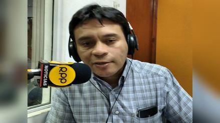 """Távara: """"población no confía en las autoridades, por una mala fiscalización"""""""