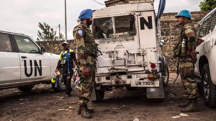 14 cascos azules de la ONU murieron en un ataque en la RD Congo