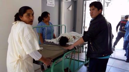 Darán de alta a dos escolares heridos en accidente en La Unión