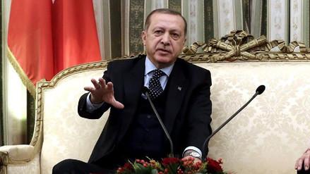 """Erdogan: """"Trump lanzó al fuego a Oriente Medio al reconocer a Jerusalén como capital"""""""